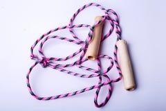Jump rope Royalty Free Stock Photo