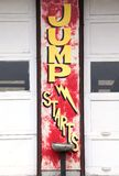 Jump Start Stock Image
