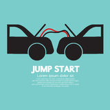 Jump Start Royalty Free Stock Images