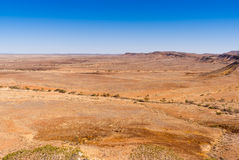 Jump up mesas in outback Australia. Stock Photos