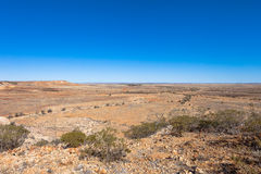Jump Ups in the Australian outback. Royalty Free Stock Photography