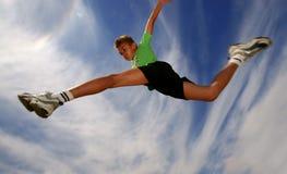 Jump5 Royalty-vrije Stock Foto's