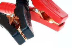 Jumper Cable Stock Afbeelding