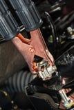Jumper Cable Royalty-vrije Stock Afbeeldingen