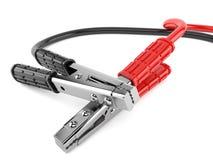 Jumper Cable Royaltyfri Foto