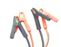 Jumper cable Stock Photo