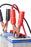 Jumper cable Royalty Free Stock Images