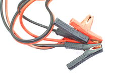 Jumper cable Royalty Free Stock Image