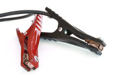 Free Jumper Cables Royalty Free Stock Photography - 12542077