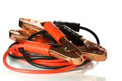 Free Jumper Cables Stock Photography - 18547022