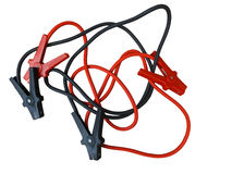 Jumper Cables Fotografia Stock