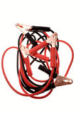 Jumper cables Stock Photos