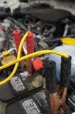 Jumper Cables Lizenzfreies Stockbild
