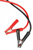 Jumper Cables Royalty-vrije Stock Foto