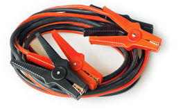 Jumper-cables Royalty Free Stock Image