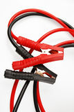 Jumper cables Stock Photography