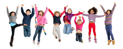 Free Jumping Stock Images - 29161884
