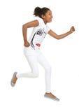 Jumping 4 joy Stock Image