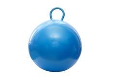 Jumping ball Royalty Free Stock Image