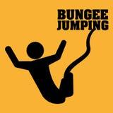 Jumping design Royalty Free Stock Photos