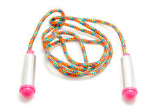 Jumping rope Stock Images