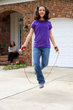 Jumprope Stock Photography