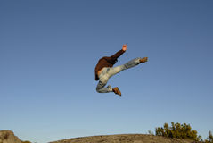 Jumps Stock Image