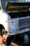 Jumpstart uw motor Royalty-vrije Stock Foto's