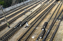 Junção Railway fotos de stock