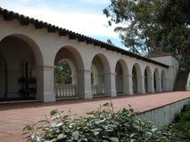 Junípero Serra Mission Museum Royalty Free Stock Image