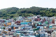 Jun 3, 2017 - At Gamcheon Culture Village Busan Stock Images