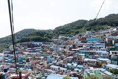 Jun 3, 2017 - At Gamcheon Culture Village Busan South Korea Stock Photos