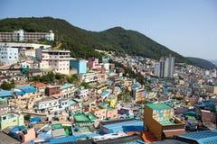 Jun 3, 2017 - At Gamcheon Culture Village Busan South Korea Stock Images