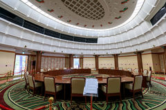 Jun 21, 2017 Inside of The Nurimaru APEC is located on Dongbaeks. Eom island in Busan, South Korea Royalty Free Stock Photo