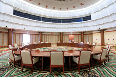 Jun 21, 2017 Inside of The Nurimaru APEC is located on Dongbaeks. Eom island in Busan, South Korea Royalty Free Stock Photos