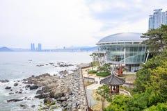 Jun 21, 2017 Nurimaru APEC lokalizuje na DongbaekseomIsland Obraz Royalty Free