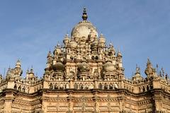 Junagadh-Stadt in Gujarat Lizenzfreies Stockbild