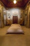 Junagarh堡垒内部,比卡内尔,印度 免版税图库摄影