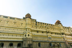 Junagarh Fort in Bikaner Stock Photos