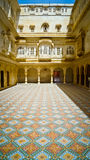 Junagarh Fort inner court Royalty Free Stock Images