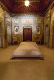 Junagarh Fort interior, Bikaner, India Royalty Free Stock Photography