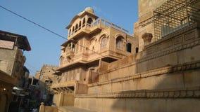 Junagarh Fort stock photography