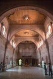 Junagarh fortu wnętrze, Bikaner, India Obrazy Royalty Free