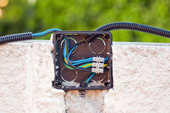 Junction box Stock Photography