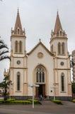 Jundiai Katedralny Sao Paulo Brazylia Fotografia Royalty Free