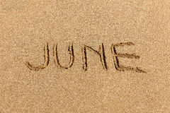 June background Stock Photos