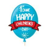 1 june international childrens day background. happy Children day greeting card. kids day poster. 1 june international childrens day background. happy Children vector illustration