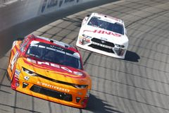 NASCAR: June 30 Overton`s 300 Stock Images