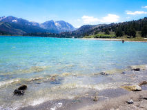 June Lake California Stock Images