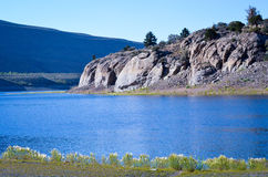 June Lake California Royalty Free Stock Photos